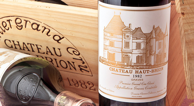 Top Bordeaux from the 1980s & 1990s