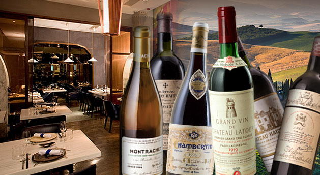 The Greatest Wines of the World Weekend
